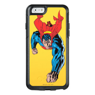 Flying towards the screen OtterBox iPhone 6/6s case
