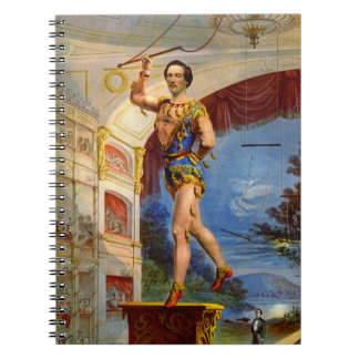 Flying Trapeze 1850 Notebook