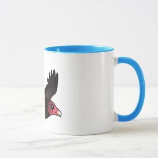 Flying Turkey Vulture Mug