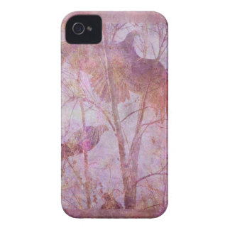 Flying Turkeys Case-Mate iPhone 4 Cases