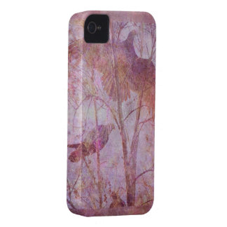 Flying Turkeys iPhone 4 Case-Mate Cases