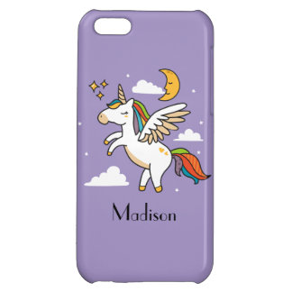 Flying Unicorn Cover For iPhone 5C
