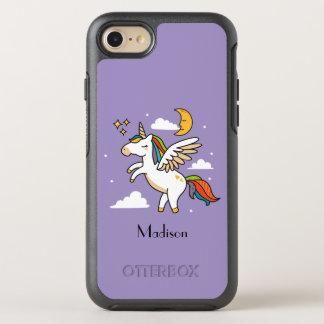 Flying Unicorn OtterBox Symmetry iPhone 8/7 Case