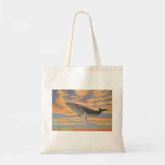 Flying Whale Tote