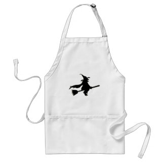 Flying Witch Apron