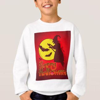 Flying witch sweatshirt