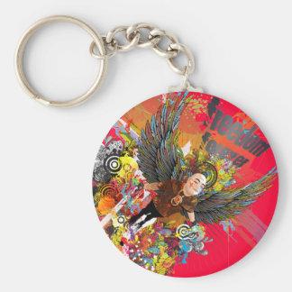 FlyingFawazO Keychain