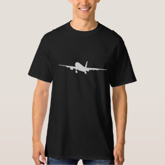 flymerlion A330 Black T-shirt