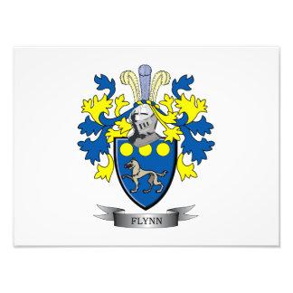 Flynn Coat of Arms Art Photo