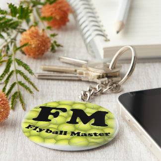 FM, Flyball Master Key Ring