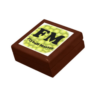 FM, Flyball Master Small Square Gift Box