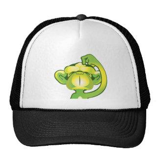 FM logo - Monkey thinking hat