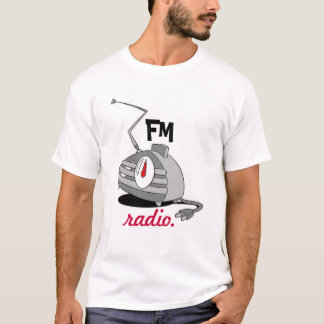 FM Radio T-Shirt