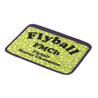 FMCh, Flyball Master Champion 15,000 Points Sleeve For MacBook Air