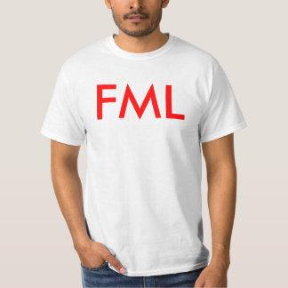 FML (feed my llama) T-Shirt