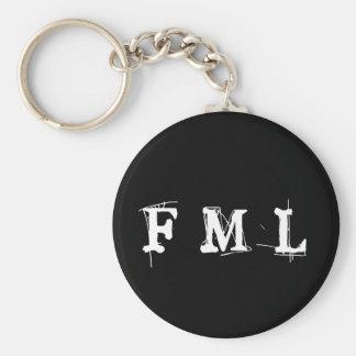 FML Key Chain