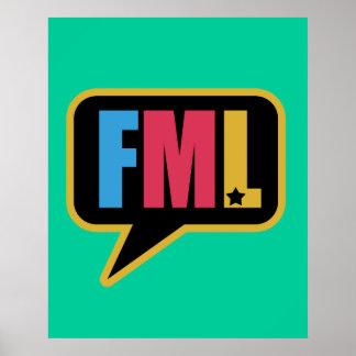 FML (Poster) Poster