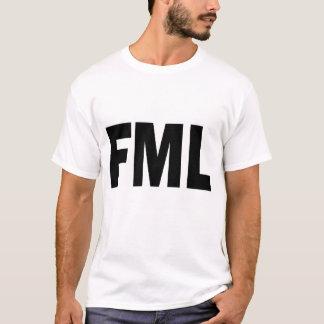 FML White Shirt