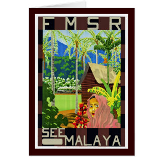 FMSR See Malaya Card
