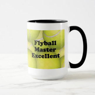 FMX, Flyball Master Excellent Mug