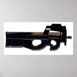 FN P90 POSTER