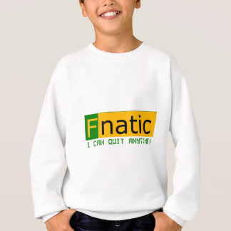 Fnatic Egamer Addict Clothing Tshirt