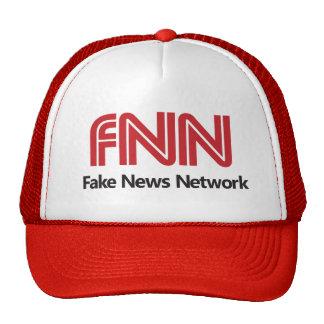 FNN Fake News Network Funny Hat Ball Cap