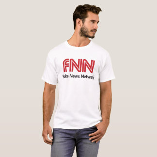 FNN Fake News Network Funny T-shirt