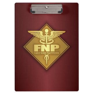 FNP (gold)(diamond) Clipboard