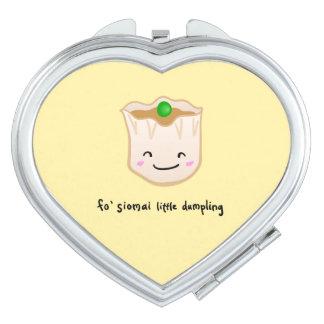 fo' siomai little dumpling makeup mirrors