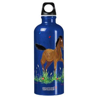 Foal & Butterflies Equestrian Liberty Bottle SIGG Traveller 0.6L Water Bottle
