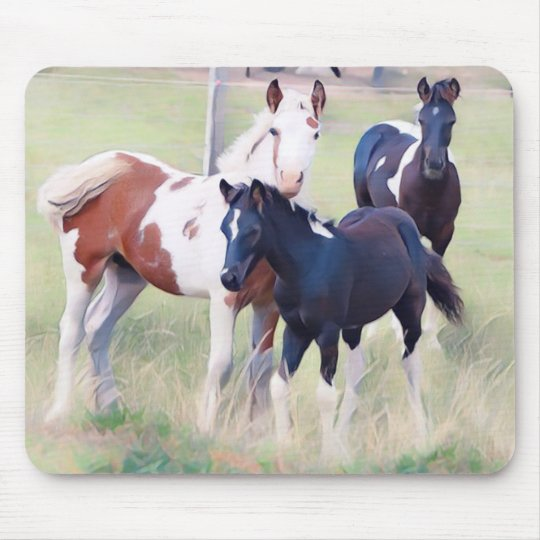 Foals Mouse Pad