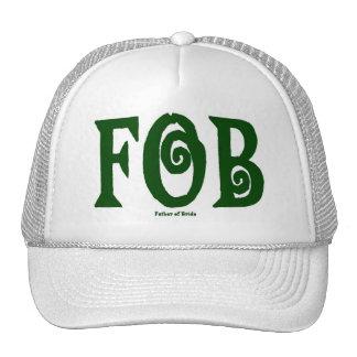 FOB (Father of Bride) Cap Green