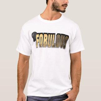 Fobulous Gold T-Shirt