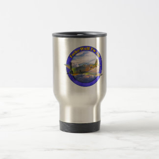 Focke Wulf Fw 190 War Bird Airplane Plaine WarBird Travel Mug