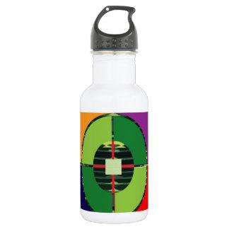 FOCUS Green Target EARTH  Global Warming NVN255 532 Ml Water Bottle