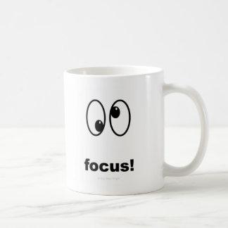 Focus - Mug