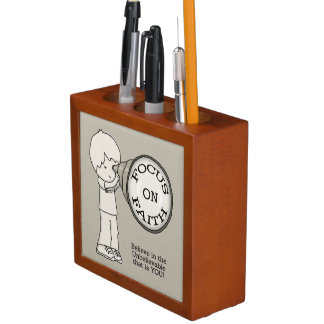 Focus On Faith Desk Organiser