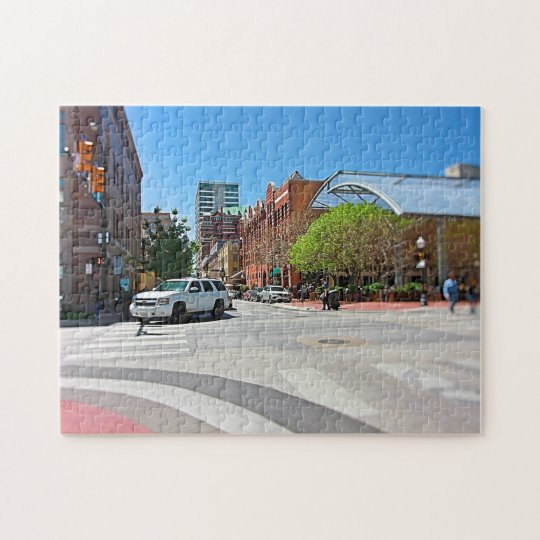 Focus on the Road Jigsaw Puzzle