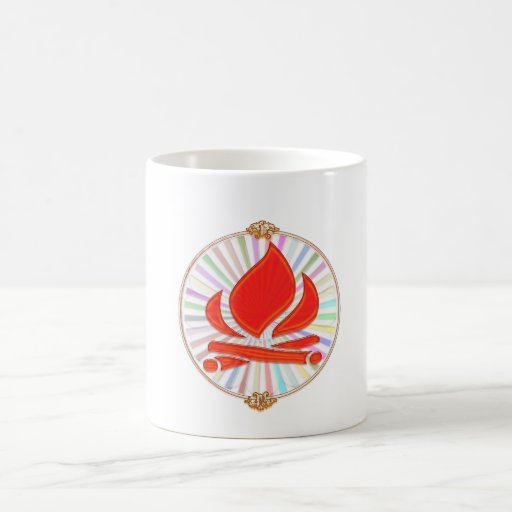 Focus on your GOALS - Keep the FLAME Burning Mugs
