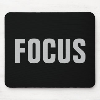 focus pad mouse pad