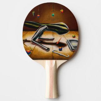 Focus Ping Pong Paddle