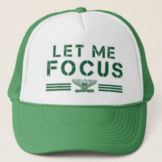 Focus Productivity Hat