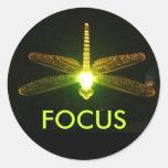 Focus Sticker