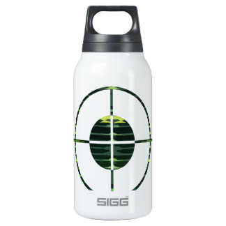 FOCUS Target GREEN Environment Clean Energy NVN252 0.3 Litre Insulated SIGG Thermos Water Bottle