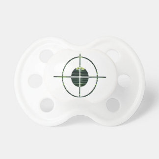 FOCUS Target GREEN Environment Clean Energy NVN252 Baby Pacifiers