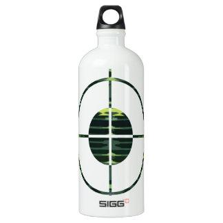 FOCUS Target GREEN Environment Clean Energy NVN252 SIGG Traveller 1.0L Water Bottle