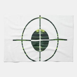 FOCUS Target GREEN Environment Clean Energy NVN252 Kitchen Towel
