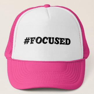 #Focused Hat