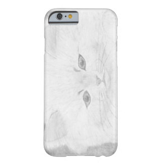 Fofinho cat barely there iPhone 6 case